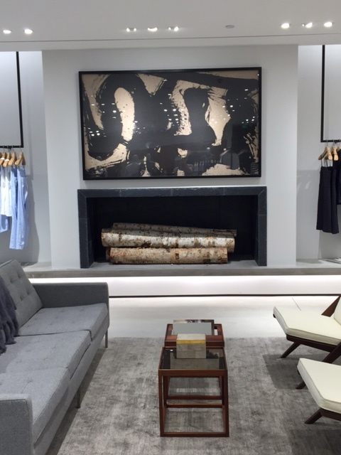 Theory Flagship Store in Beijing Acquires its Art from Amy Simon Fine Art
